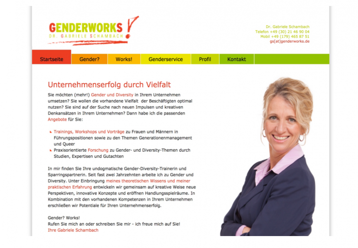 Genderworks Organisationsberatung und Gender-Diversity-Trainings vorige Website